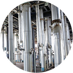 Evaporator for Process Industry