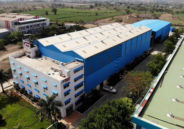 Shachi Engg Manufacturing Unit Pune
