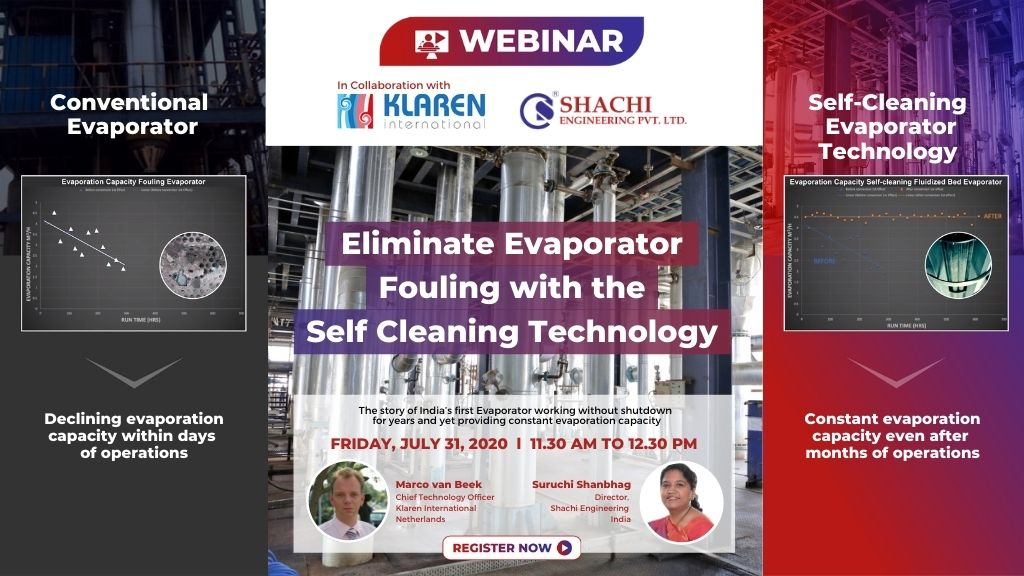 _Eliminate Evaporator Fouling with the Self Cleaning Technology