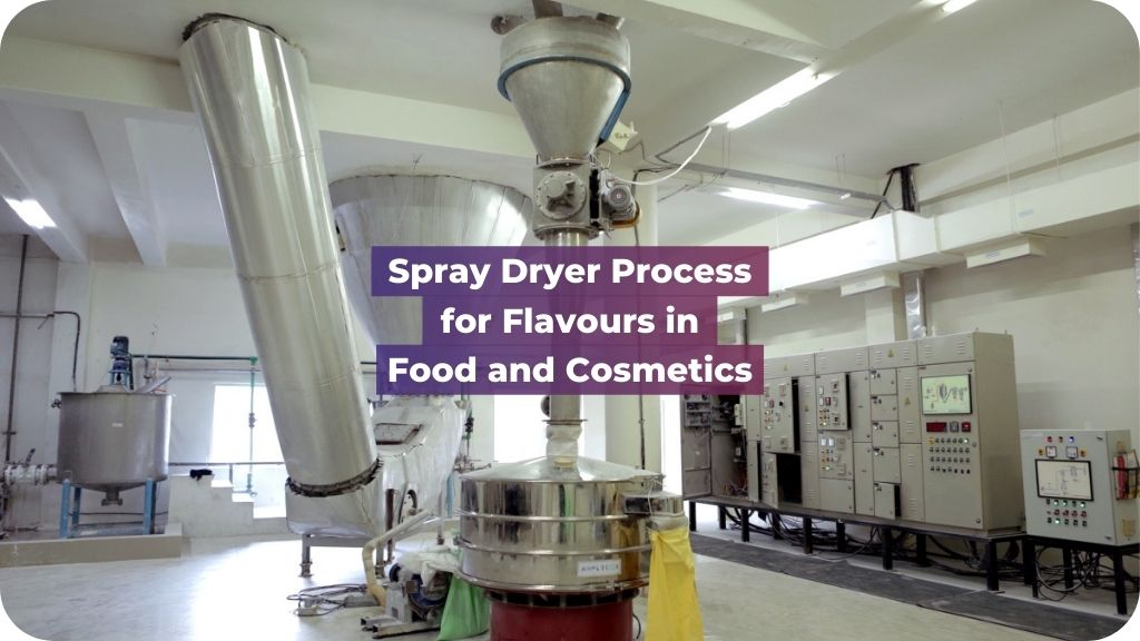 Spray-Dryer-Process-for-Flavours-in-Food-and-Cosmetics - Shachi Engineering